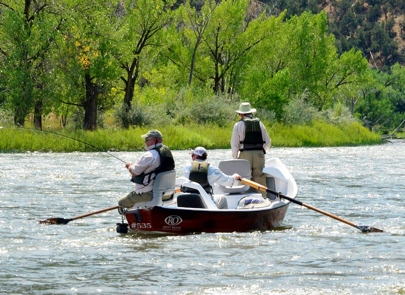 Colorado River Fly Fishing Trips