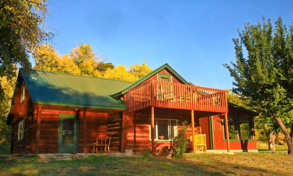 The Homestead Lodge