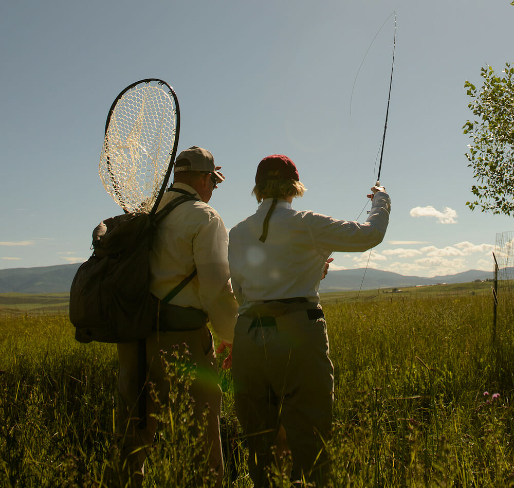 Learn To Fly Fish Colorado