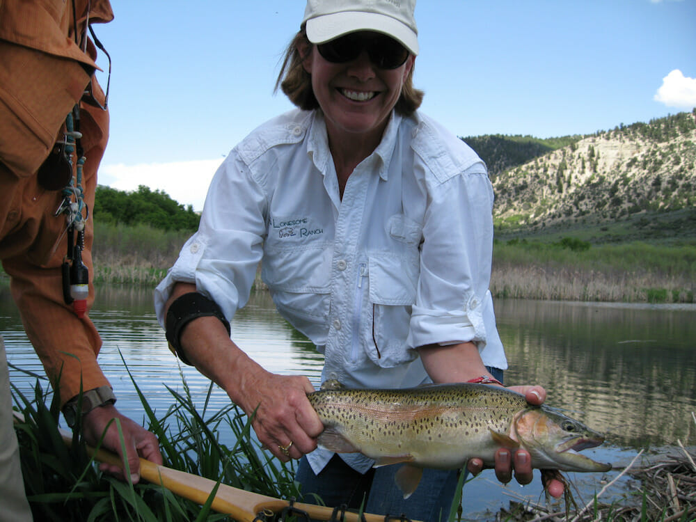 Trout Fishing In Colorado