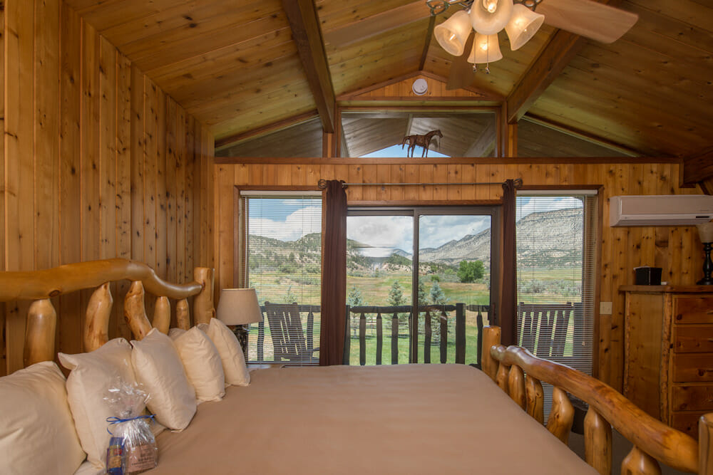 The Guest House Lodge at The High Lonesome Ranch