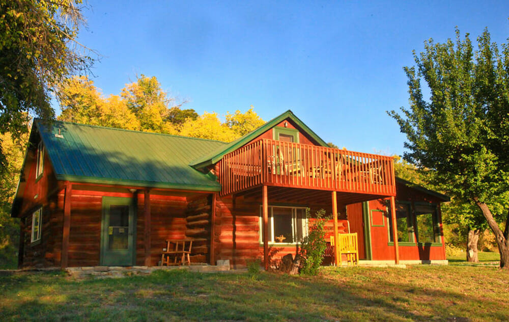 The Homestead Lodge at The High Lonesome Ranch