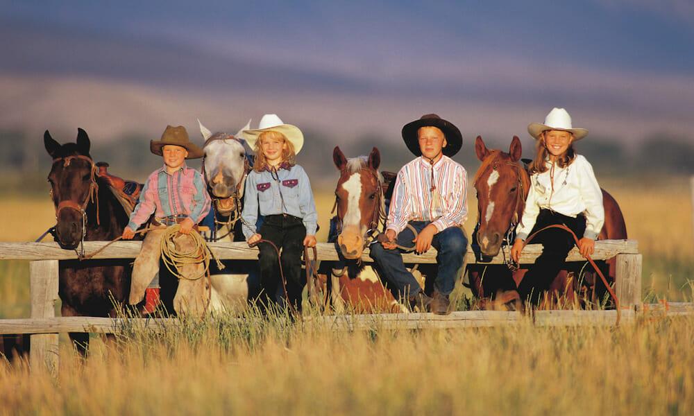 Horse Back Riding For Kids Colorado