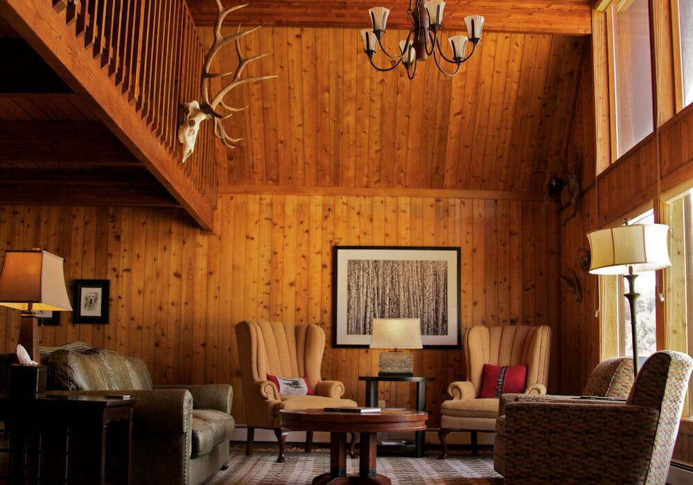 Cabin Lodging Colorado