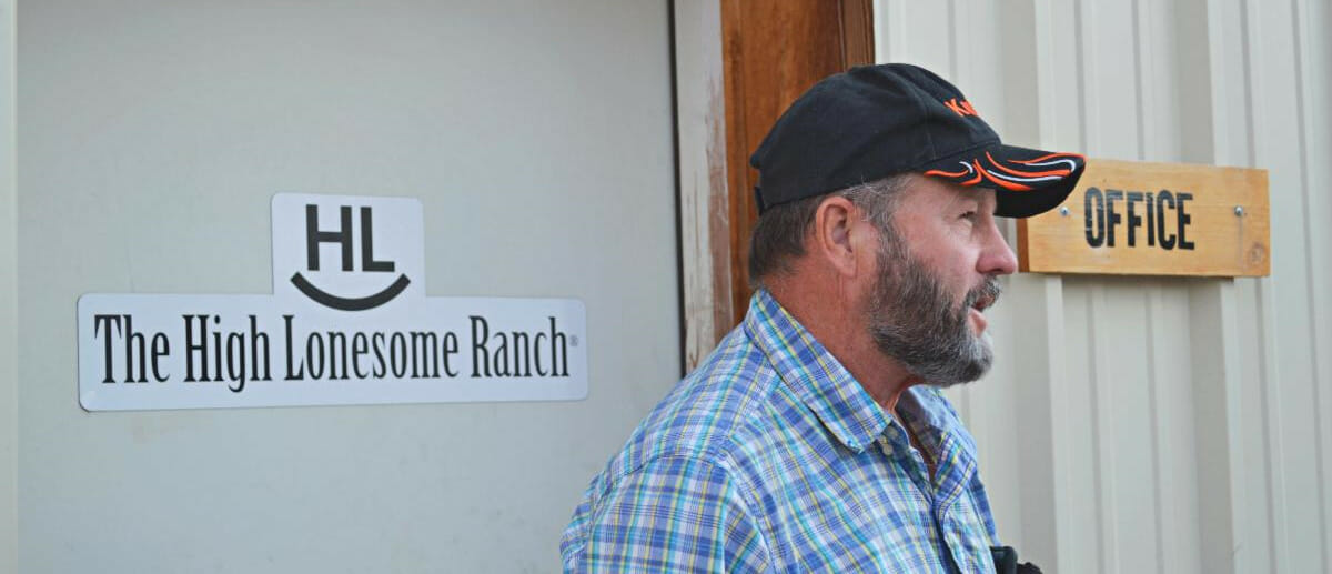 Daniel Landscape Manager High Lonesome Ranch
