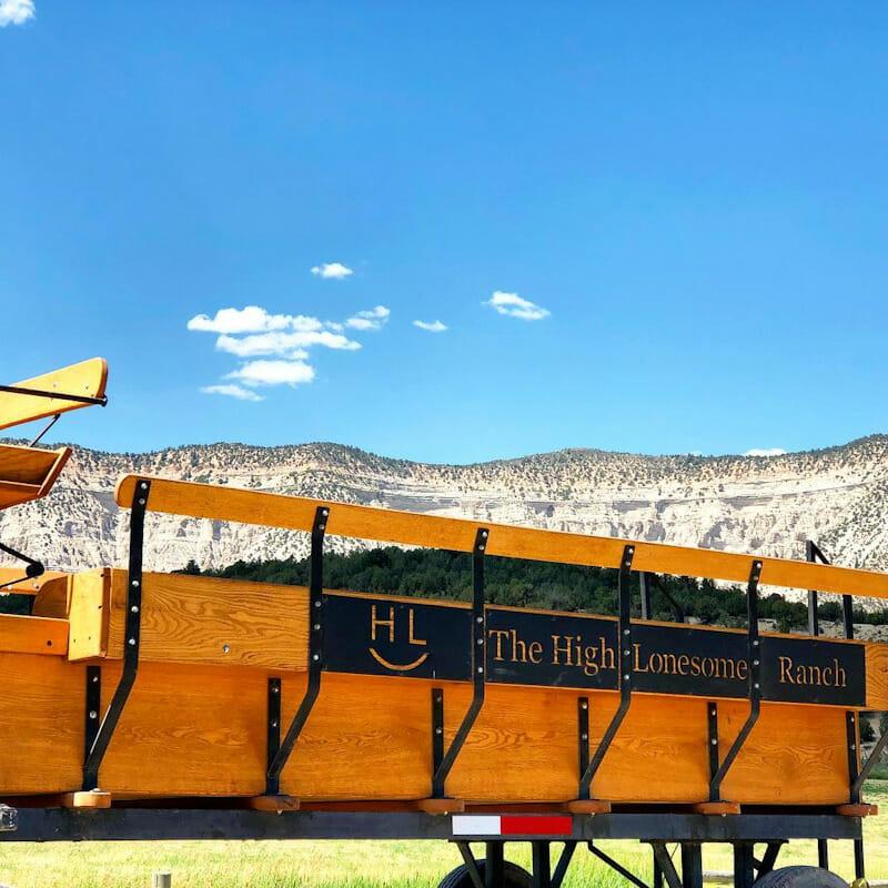 The High Lonesome Ranch De Beque Colorado