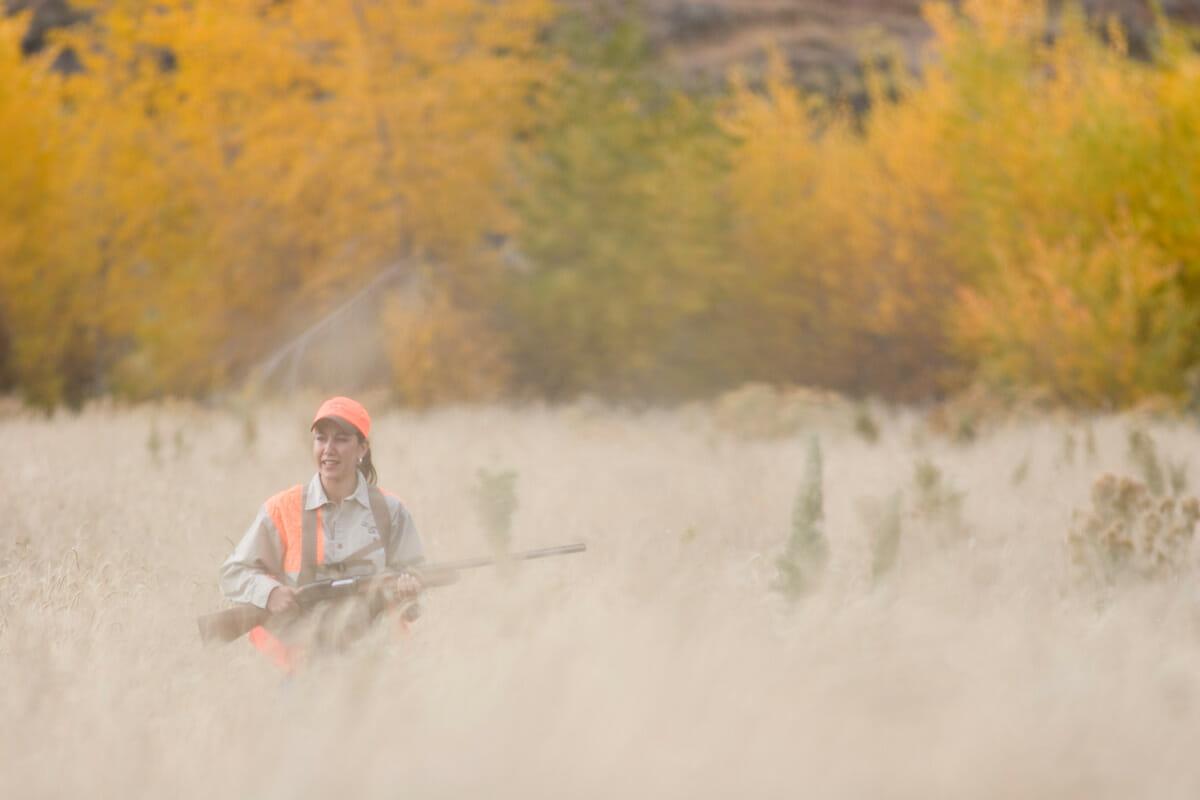 Wing Shooting De Beque Colorado